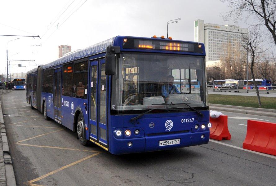Автобус №611