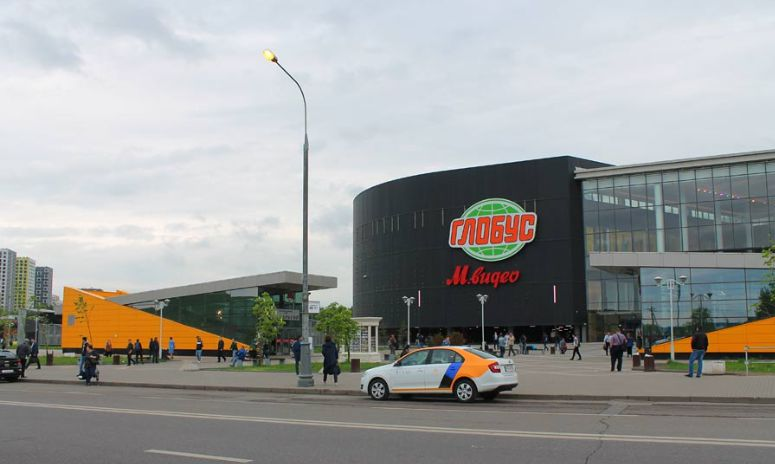 Автобус 911 метро Саларьево - аэропорт Внуково